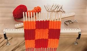 Teppich Selber Weben : produkt tipp weben mit dem st bchen webrahmen ~ Orissabook.com Haus und Dekorationen
