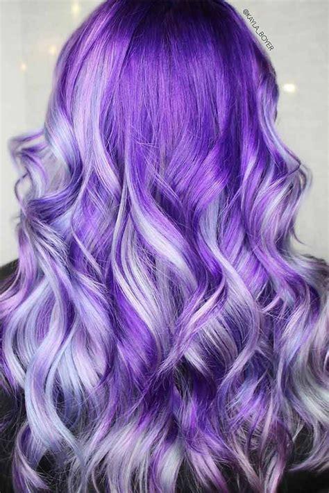 violet hair color ideas the 25 best purple hair color ideas on