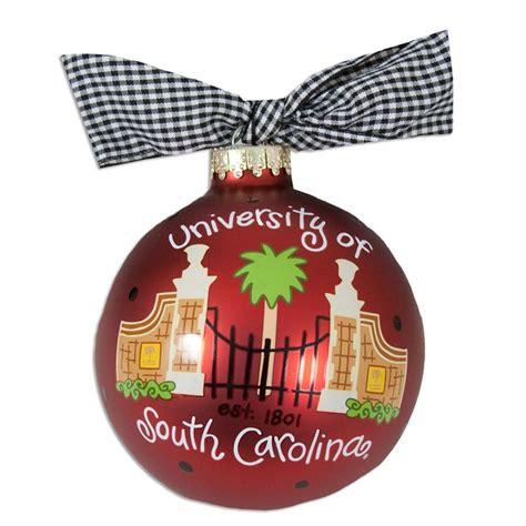 south carolina gamecocks quot university gate quot christmas