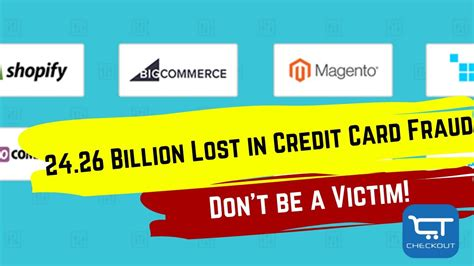 Maybe you would like to learn more about one of these? Here's How Not to be a Victim of Credit Card Fraud - YouTube