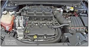 2006 Chrysler Sebring Engine Diagram