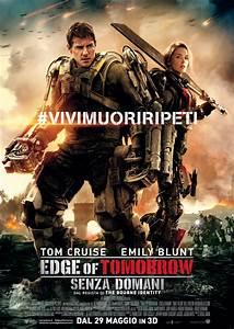 Il Poster italiano di Edge of Tomorrow – Senza Domani ...