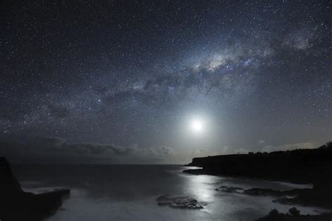 Milky Way Over Mornington Peninsula Photographic Print By