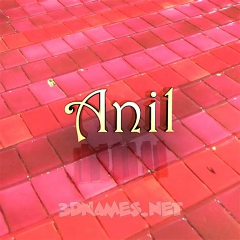 3d Anil Name Wallpapers Animations - preview of tiles for name anil