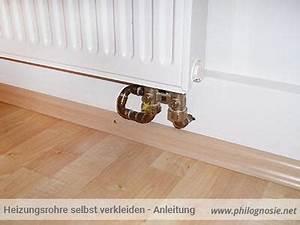 Heizungsrohre Dekorativ Verkleiden : heizungsrohre selbst verkleiden isolieren anleitung philognosie ~ Somuchworld.com Haus und Dekorationen