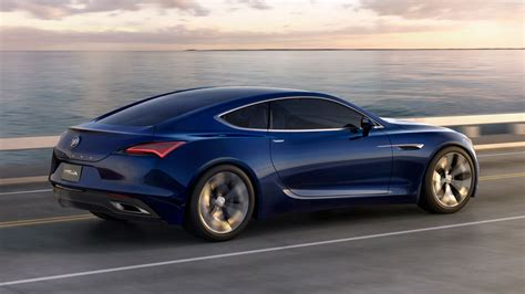 Show All Buick Models by Buick Avista Concept And Low At Detroit Auto Show
