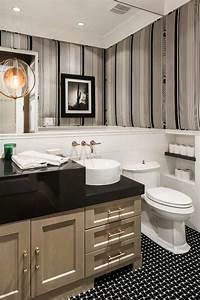 Photos salle de bain 34 exemples de deco tendance for Salle de bain design avec décoration d intérieur zen