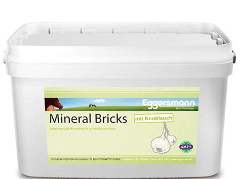 eggersmann mineral bricks knoblauch  bestellen