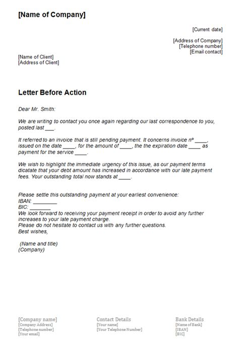 write  late payment reminder letter