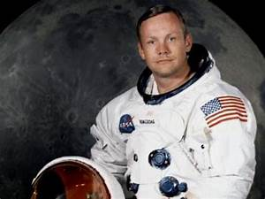 Neil Armstrong - der erste Mensch auf dem Mond ist tot ...