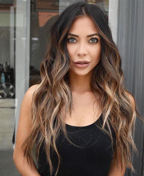 Brunettes Hair Colors by Best 25 Hair Ideas On Hair