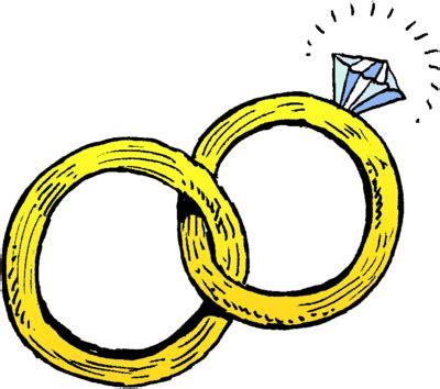 image joined wedding rings christian wedding clip art