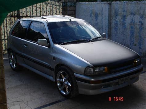 1988 Daihatsu Charade by Daihatsu Charade 1988 Of Desertsafari Member Ride 18201