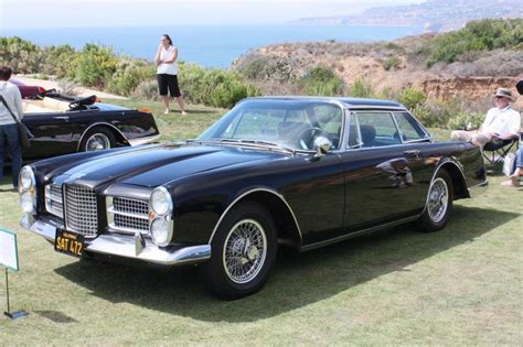 Facel-Vega Facel II coupe classic cars french wallpaper ...