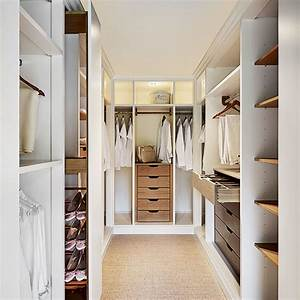 Top tips for a walk-in wardrobe project Ideal Home