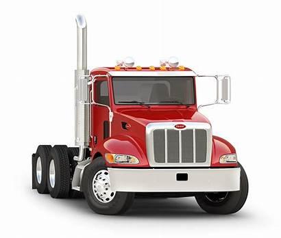 Peterbilt Silhouette American Truck Clipart Models Clip