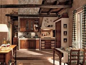 Küche Retro Stil : wohnungseinrichtungen im vintage stil innendesign m bel zenideen ~ Watch28wear.com Haus und Dekorationen
