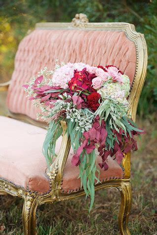 cranberry  gold fall forest wedding burnetts boards