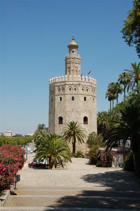 top xl rejs photos seville june 2007 torre oro