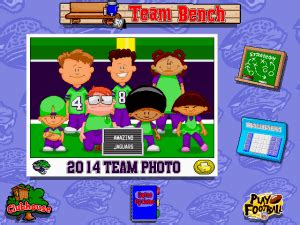 Backyard Football Team Names by Backyard Football Windows My Abandonware