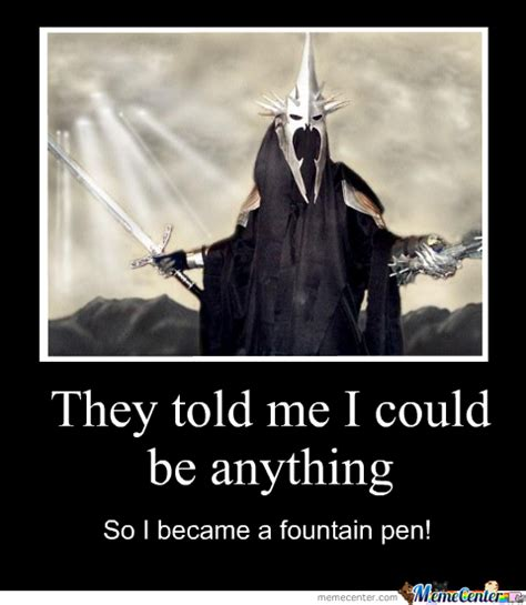 Witch Meme - witch king of angmar s dream career by cassidy038 meme center