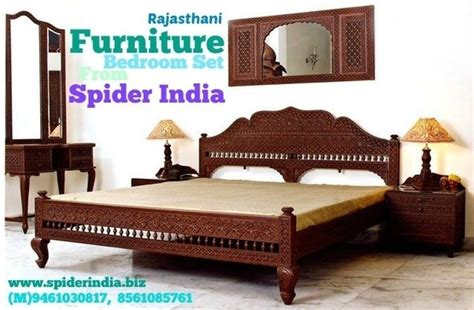 find traditional rajasthani carved furniture