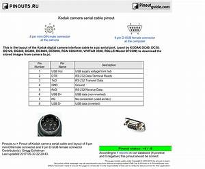 Usb To Serial Port Wiring Diagram