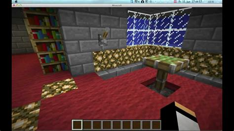 Minecraft (haus Unter Der Erde! )