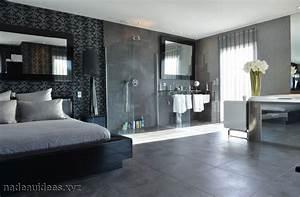 salle de bain ouverte sur dressing awesome plan chambre With chambre avec salle de bain ouverte et dressing