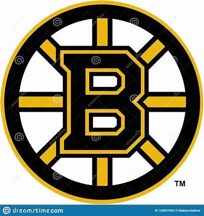 Bruins Boston Hockey Club Emblem Usa