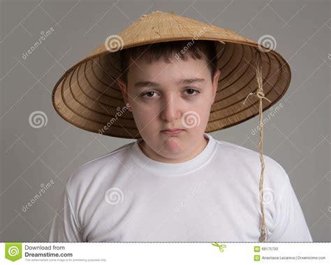 European Brown Hair by Boy Brown Hair European Appearance Stock Photo Image