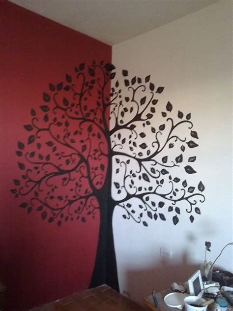 Arbol en la Pared Pinturas de pared Decoracion pared