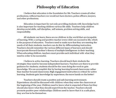 paper  philosophy  education writefictionwebfccom