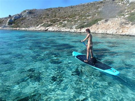 Stand Up Paddle Board Sup In Greece
