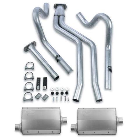 Buick Grand National Exhaust by Headers Cat Back Exhaust 86 87 Buick