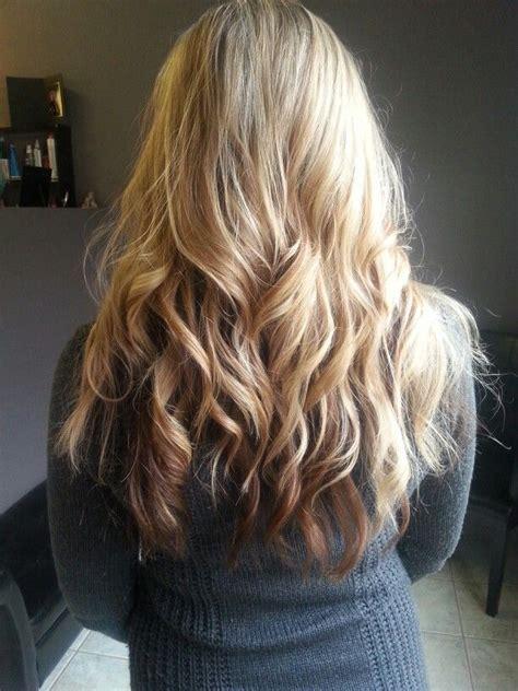 blonde hair highlights lowlights brown