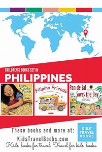 Children's books set in the Philippines - Kids Travel Books