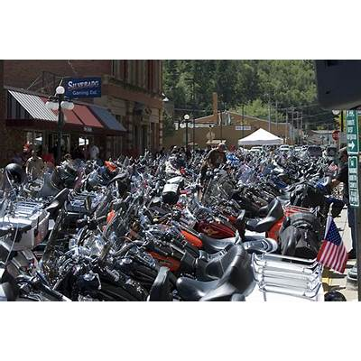 Sturgis Motorcycle Rally - South Dakota