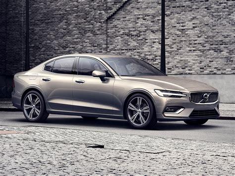 Volvo S60 (2019)  Pictures, Information & Specs