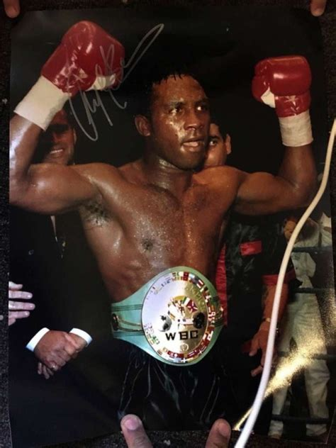 "Black Then | Ring Legends: ""The Dark Destroyer"" Nigel Benn"