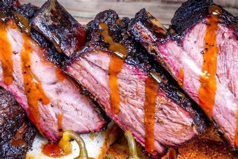 rollin smoke barbeque las vegas restaurants review