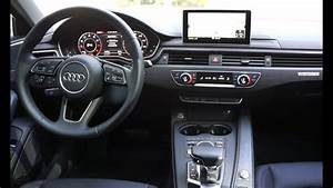 2017 Audi A4 (w/technology package): Interior Review and ...