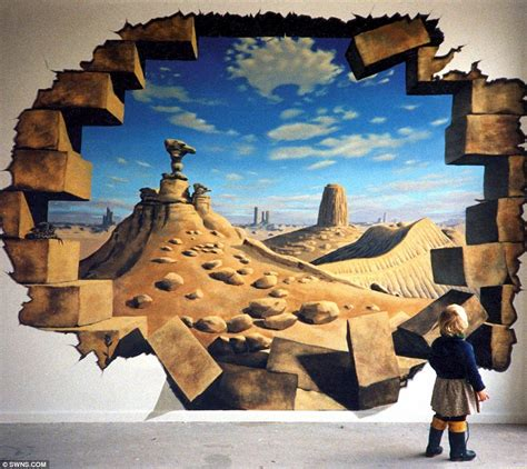 3d paintings on wall 3d hole murals 3d cake image