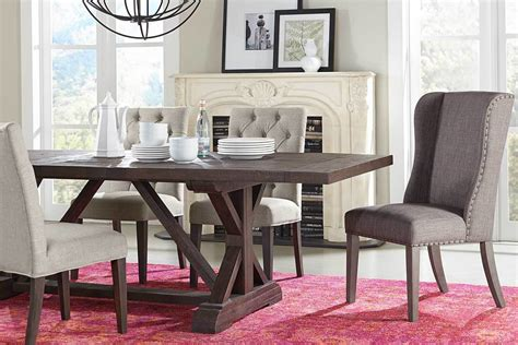 bradley s furniture etc utah rustic dining room furniture