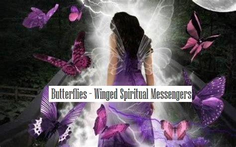 butterflies signs   angels