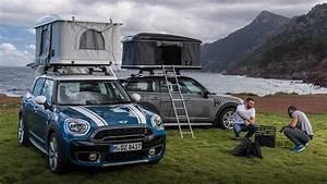 Coffre De Toit Decathlon : mini countryman une tente en guise de coffre de toit ~ Medecine-chirurgie-esthetiques.com Avis de Voitures