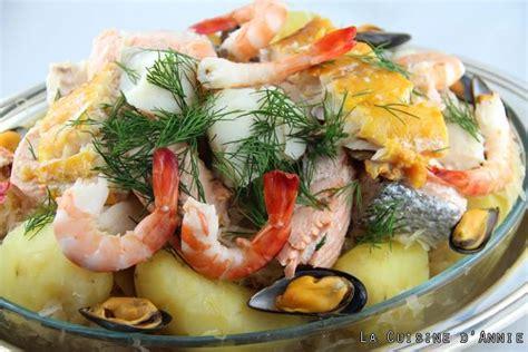 cuisine de de noel recette choucroute de la mer la cuisine familiale un