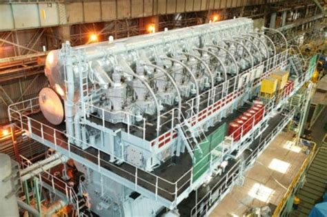 Most Powerful Diesel Engine In The World