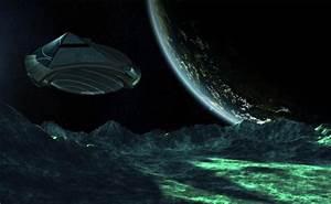 Al'kesh landing on asteroid surface by MurbyTrek on DeviantArt