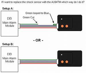 Au94t Dei Shock Sensor - Honda-tech